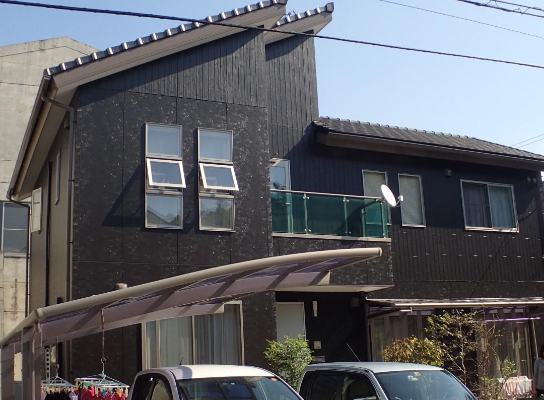 佐世保市 B様邸 外壁塗装