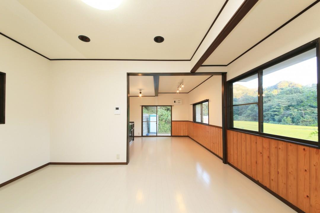 中古住宅を購入し、生活スタイルに 合わせたリノベーションを。