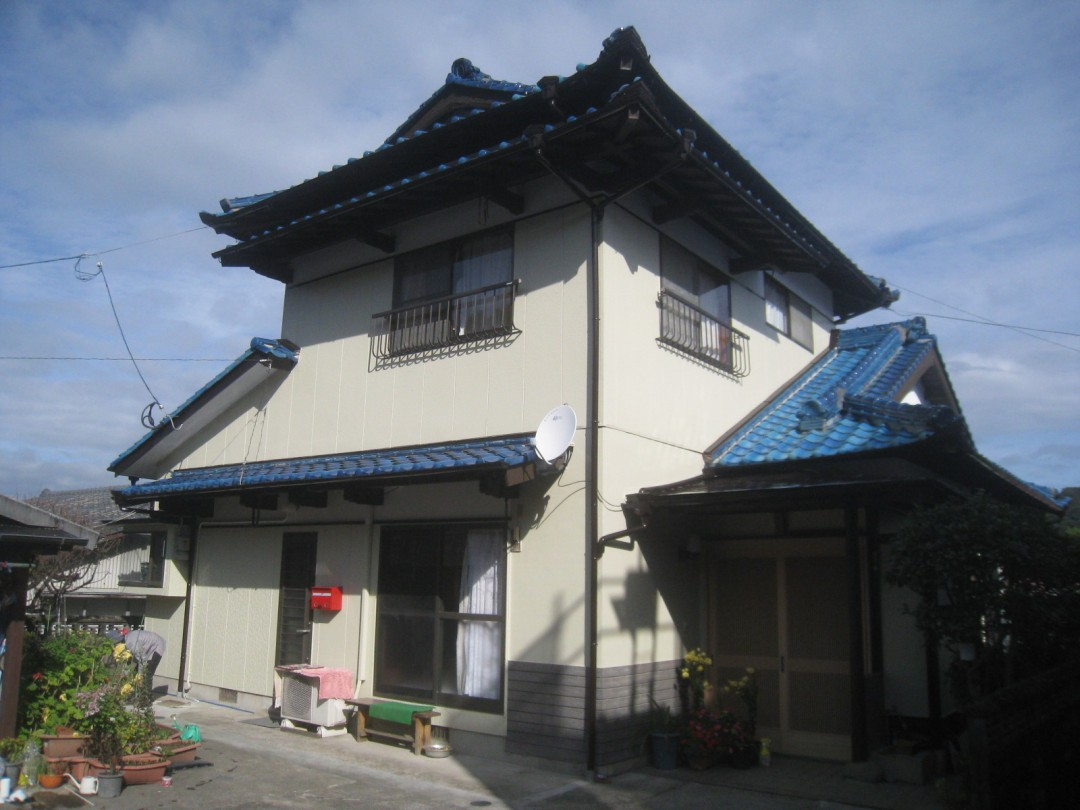 波佐見町 Y様邸 外壁塗装リフォーム