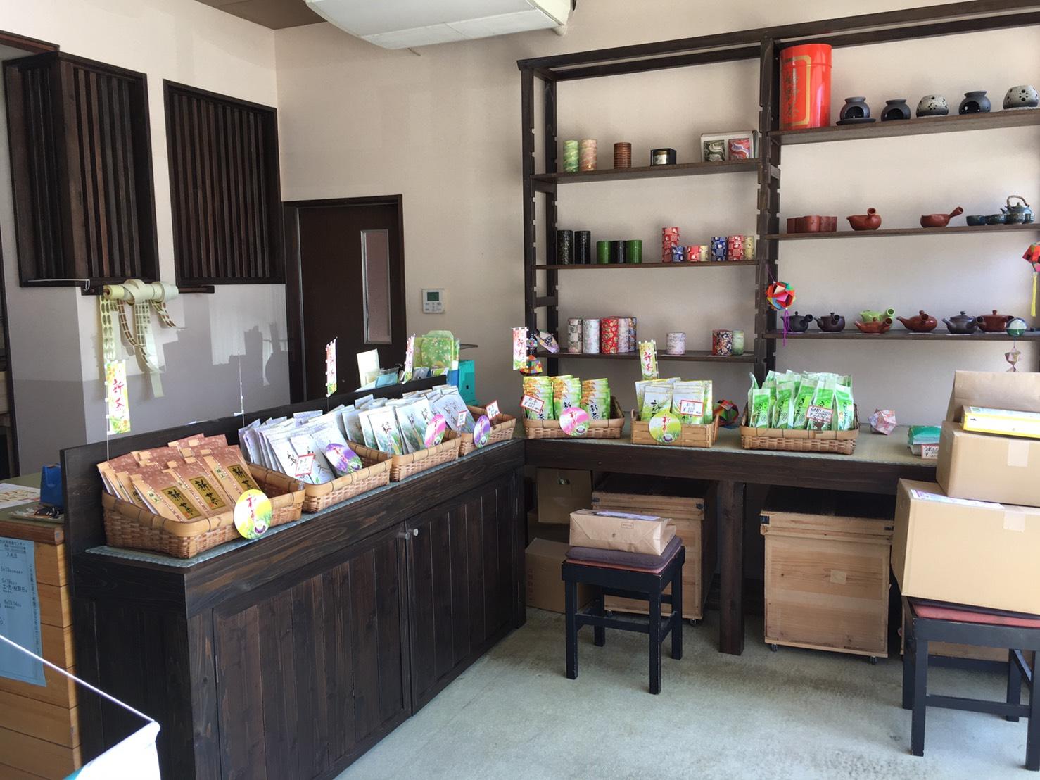 嬉野町 中山製茶舗さま 内装工事