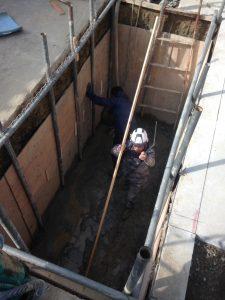 浄化槽 入替え工事