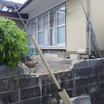 ブロック塀工事