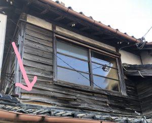 台風被害補修
