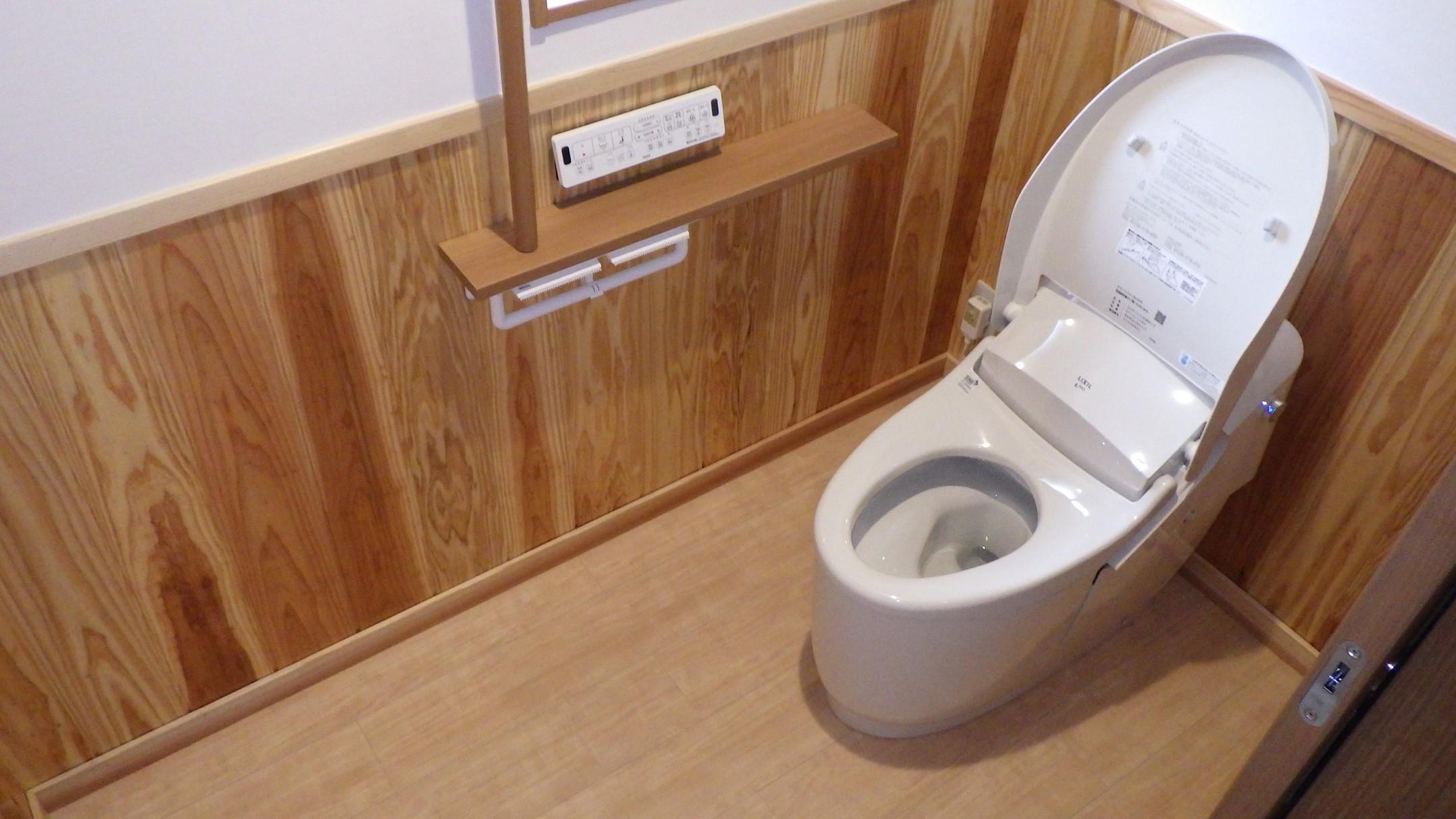 トイレ改修工事🚻