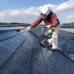 屋根洗浄&塗装