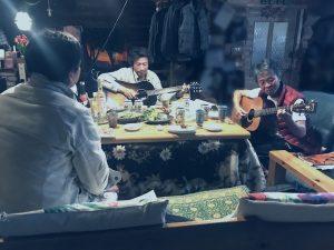 酒とギターと男たち