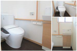 トイレ新設工事🚻