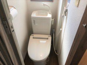 トイレ改修工事🚽