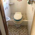 簡易水洗トイレ改修工事