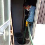 有田町 下水道工事