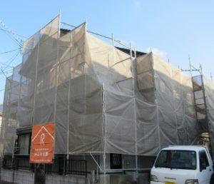川棚町 外壁塗装工事